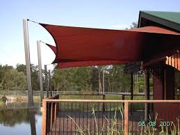 sun shade sail posts sails varuna garden with regard to diy ideas 6
