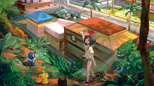 Pokémon Sun and Moon's postgame is light, but here's the 11 things worth  doing - Polygon