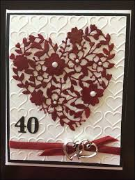 40th wedding anniversary gifts astonishing the 25 best 40th anniversary ts ideas on of 40th
