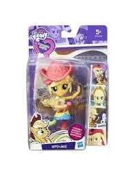 mlp equestria s minis doll applejack new previous