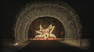Butch Bandos Fantasy Of Lights 2019 In Midwest Dates Map