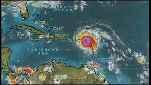 hurricane irma map
