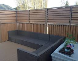 Privacy deck rail Privacy Porch Louvered Privacy Deck Railing Flexfence Louvered Privacy Deck Railing Flexfence Louver System