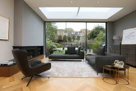 fulham extension contemporary living room london by vcfulham extension contemporary living room london
