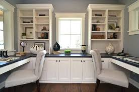 home office with two desks. Home Office Ideas For Two Desk People Desks Cool . With Y