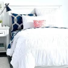 ruffle white bedding white bedding full ruffle bedding full white ruffle bedding full on engaging pink