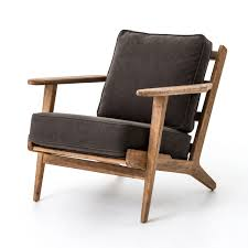brooks lounge chair  more options available  industrial home
