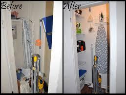 diy broom storage ideas