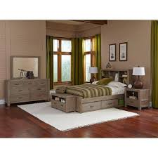 Hudson (Highlands) Driftwood Bedroom Set by Hillsdale | Marlo ...