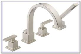 roman tub faucet with pull out sprayer. roman tub faucet with pull out sprayer