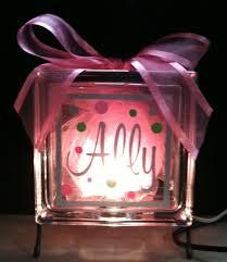 184 best glass block crafts images on glass block craft lights
