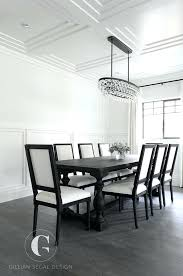black chandelier dining room black and white dining room with ceiling on black dining room chandelier black chandelier dining room