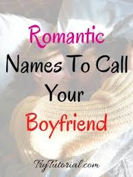 Couple names are usually portmanteaus (or 'portmanteaux'), which is the name given to two words blended together to create a new word that combines the meaning of its components. Best 250 Unique Names To Call Your Boyfriend 2021 Trytutorial