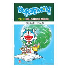 Sách ] Doraemon Truyện Dài - Tập 10 - Nobita Và Hành Tinh Muông Thú (Tái  Bản 2019) giảm chỉ còn 17,100 đ