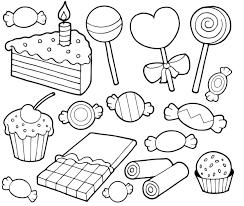 25 Idee Kleurplaat Eten En Drinken Mandala Kleurplaat Voor Kinderen