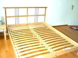 Wood Slats For Bed Frames Bed Frame Slats Replacement Bed Frame With ...