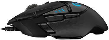 Высокоточная игровая <b>мышь Logitech G502</b> HERO