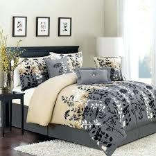 Furniture: Montana Burgundy White Luxury Bed Comforter Set Montana Burgundy  Pertaining To Bedroom Comforters Sets