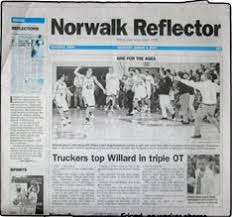 A Is The Reflector Circulation Norwalk Reflector Paid TtaIIw