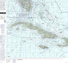 Faa Chart Caribbean Vfr Aeronautical Chart 1