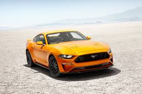2018 ford 5 0 v8. perfect 2018 2018 ford mustang v8 gt performance pack front on ford 5 0 v8
