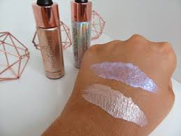 makeup revolution liquid highlighter review