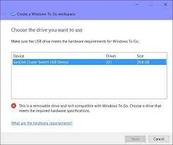 how to install windows 10 on external