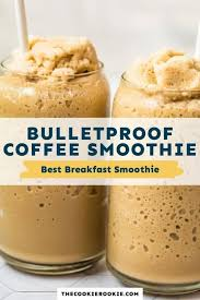 This keto coffee mocha smoothie requires only 4 ingredients and it's naturally sweetened with blueberries. Bulletproof Coffee Smoothie 2 Ways The Cookie Rookie