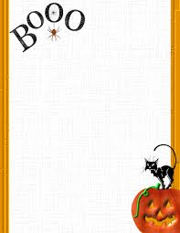 free halloween stationery templates halloween 1 free stationery com template downloads