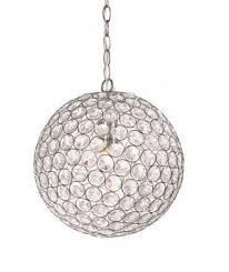 bnib round globe crystal chandelier home garden in louisville ky offerup