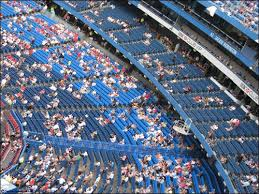 Rogers Skydome Seating Chart Best Seats At Rogers Centre Toronto Blue Jays