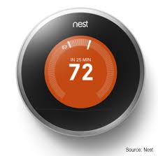 when smart thermostats turn into hvac parasites e source image of the nest thermostat face showing 72 degrees
