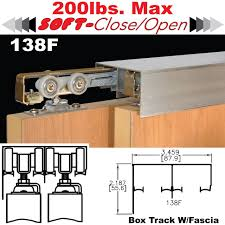 bypass door hardware. Picture Of 138F Sliding Bypass Door Hardware C