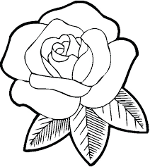Awesome Flowers To Print And Color Preschool To Snazzy Print Out