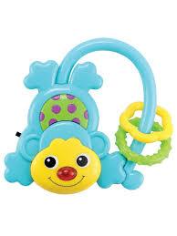 "Музыкальная игрушка <b>Обезьянка</b> ""MONKUS"" <b>Happy</b> Baby ..."