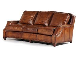 hancock and moore leather sofa contemporary at anteks in dallas tx intended for 4