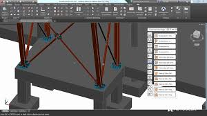 Check Dam Design Software Advance Steel Steel Detailing Software Autodesk
