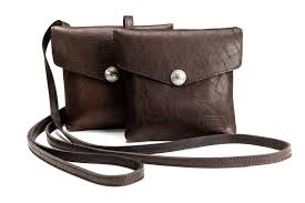 hmk buffalo leather purse