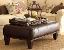Decorating With Trays On Coffee Tables Trays For Coffee Table Ottomans Interior Design Ideas cannbe 83