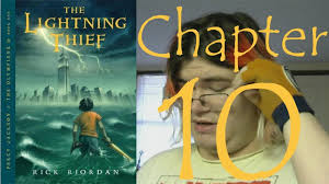 percy jackson and the olympians the lightning thief chapter 10