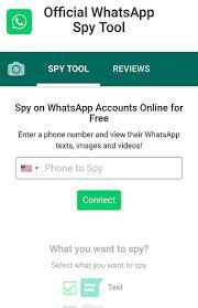 Whatsapp Spy Utility Tool Download