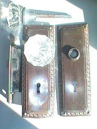 Glass door knobs antique Repurposed Antique Restoration Hardware Amazoncom Robinsons Antique Hardware Glass Door Knob Sets