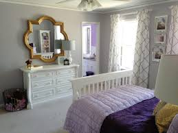 purple big girls room