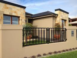 Small Picture Modern Metal Fence Design Inspiration Decor 45188 Decorating Ideas