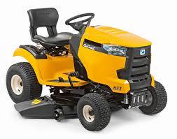 cub cadet xt1 os96 96cm 38 cc hydro tight turn side discharge garden tractor