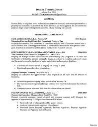 Real Estate Appraiser Resume Impressive Resume Realtor Resume Examples Real Estate Agent Amazing Sample