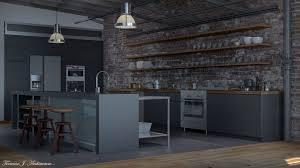 Loft Kitchen Loft Kitchens Google Search Kitchens Pinterest Loft