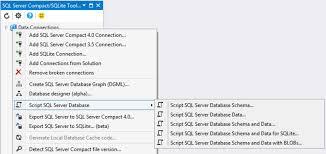 Sqlite Sql Server Compact Toolbox Visual Studio Marketplace