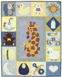 Baby Quilts Pattern – boltonphoenixtheatre.com & ... Easy Baby Quilt Patterns Using Charm Packs Baby Quilt Applique Patterns  Free Baby Sampler Quilt Pattern ... Adamdwight.com