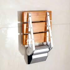fold down shower seat wall mount mounted folding india